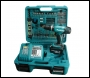 Makita BHP453RFTK LXT 18V Li-Ion Combi Drill (1 x 3ah Battery) in Case with 101 Piece Accessory Set