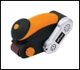 Evolution 280W Multipurpose Mini Belt Sander inc Dust Bag and 3 sanding belts