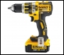 DeWalt DCD795M2 18v Cordless XR Brushless Conpact Combi Drill + 2 Lithium Ion Batteries 4ah