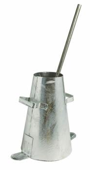 Tamping Rod For Concrete Slump Cone 187 Product