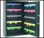 Sterling KC100S 100 Key Security Cabinet with Digital Lock - Code KC100S