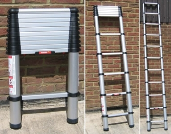 Telesteps Replacement Feet To Suit Telescopic Ladder Per