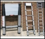 Telesteps Replacement Feet to suit Telescopic Ladder 3.3 Metre (per Pair)