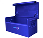TradeSafe TS 200 Small Vanbox with Hydraulic Arms - Blue