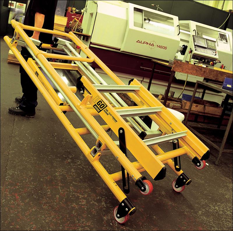 Ugo Pak Flat Folding Podium Steps 950 187 Product
