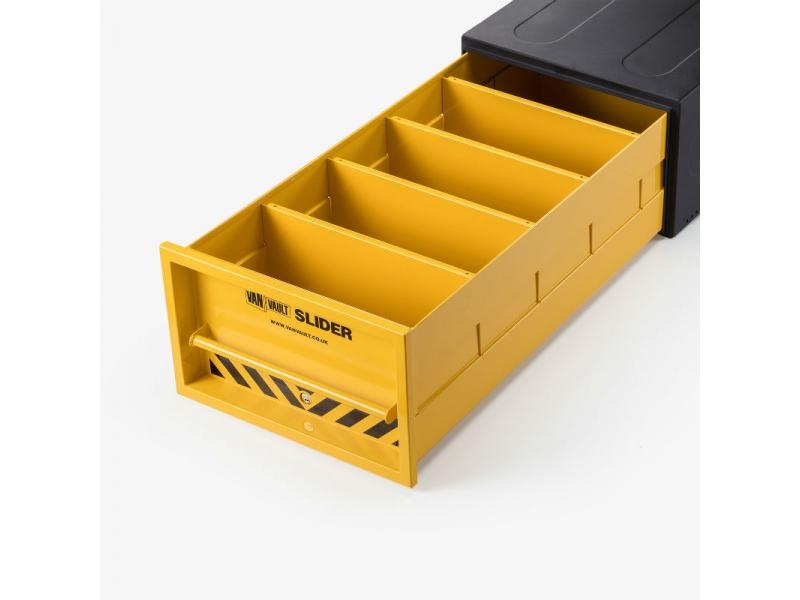 dbb0ffa25f0b47 Van Vault Slider Drawer System - Code S10870. Loading zoom