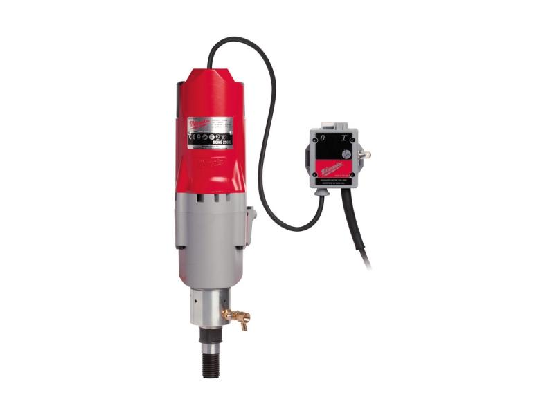 Milwaukee diamond drilling motor dcm2 250c 240v product for Milwaukee motor vehicle department