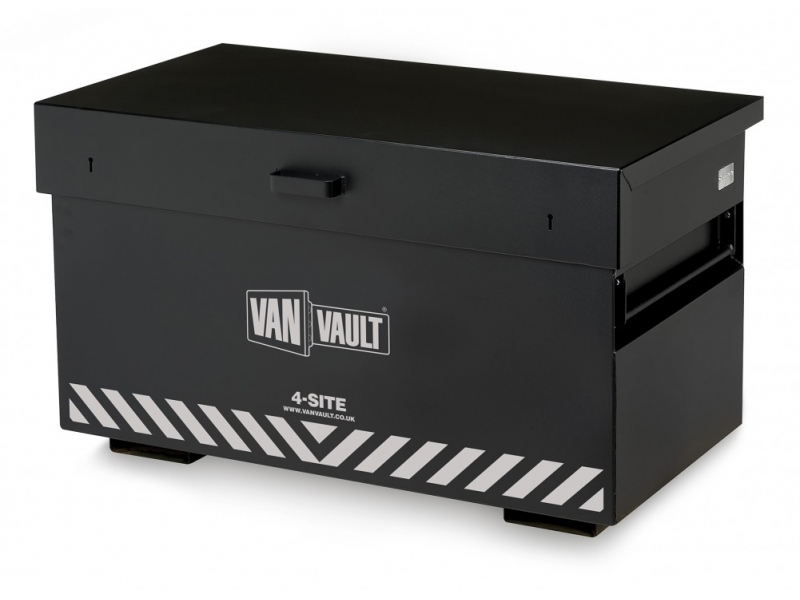 39668ec846 Van Vault 4-Site Mobile Strong Box (1195 x 695 x 675mm) - Code ...