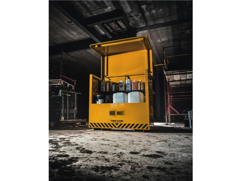 e6db8b833c Van Vault Chemical Store (4 x4 x2 ) - Code S10069 » Product