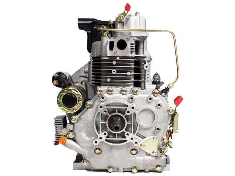 Hyundai D400E Diesel Engine