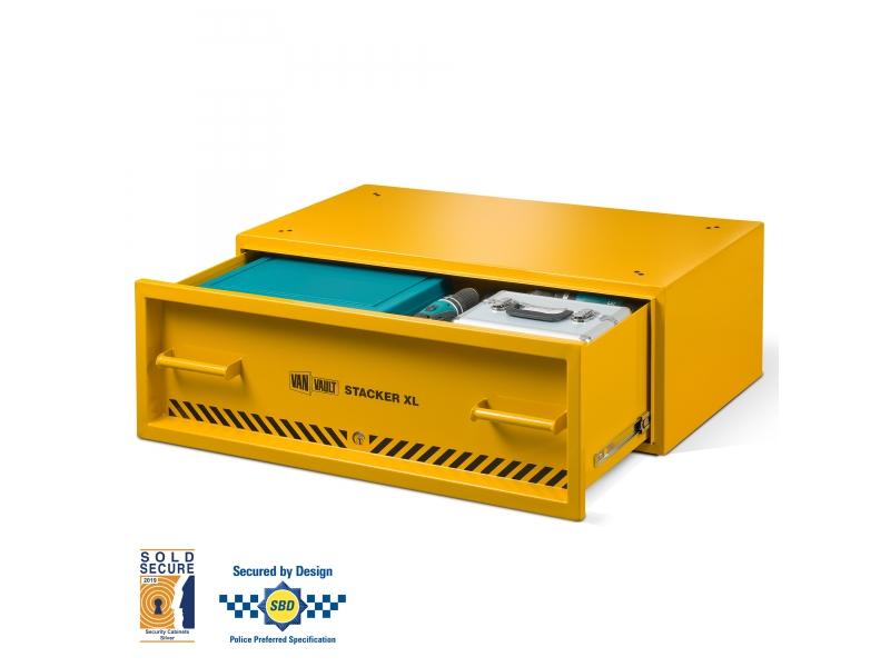 10f5b7bd9b Van Vault Stacker XL Vehicle Box (910 x 485 x 313mm) - Code S10890. Loading  zoom