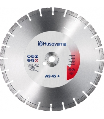 Husqvarna Concrete Diamond Blade As45 X 300 X 20 To Suit