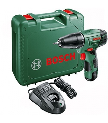 bosch psr 1080 li cordless lithium ion drill driver with 1 x 10 8 v battery 1 5 ah product. Black Bedroom Furniture Sets. Home Design Ideas