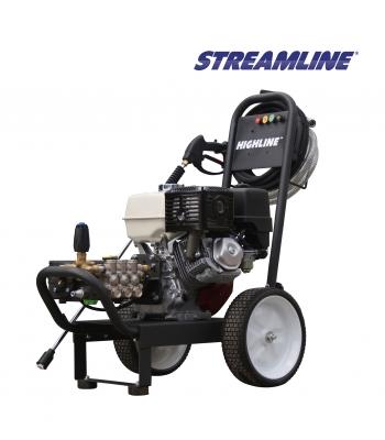 HIGHLINE™ HP T15200PHR Honda Powered Trolley Mounted Pressure Washer 15LPM  200BAR