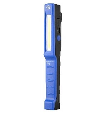 Narrow and Wide Beam NightSearcher i-Spector Pocket Rechargeable 10W LED Inspection Lamp with Clip and Magnetic Base