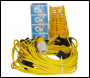 Lumer 22 Metre Festoon Kit with Lamps & Guards ES Fitting (110 Volt Only) - Code LM05180