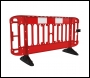 JSP 2 Metre Titan2 Interlockable Injection Moulded Safety Barrier – Code KBA073-000-600