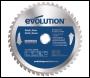 Evolution EVOSAW230 Steel 230mm Blade