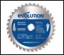 Evolution Steel 180mm blade