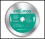 Evolution Aluminium 355mm Blade