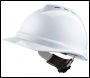 MSA VGARD 500 Safety Hard Hat c/w ratchet harness (non vented)