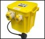 Tradesafe 5KVA Intermittent Rated 5KVA Transformer (Input 240 Volt/Output 110 Volt)