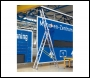 Zarges Trade 3-Part SkymasterTM, Z500 3 x 6 Combination Ladder - New Code 41536