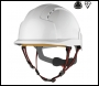 JSP EVOLite Skyworker Industrial Height Safety Helmet - Code AJS260_000_100 - White