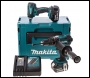 Makita DLX2005MJ 18V Combi and Impact Driver Twin Kit 2 x 4.0ah Li-ion in MakPac