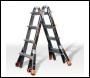 TB Davies 4 Rung Little Giant Dark Horse Fibreglass Multipurpose Ladder
