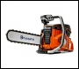 Husqvarna K970 Chain Petrol Powered Diamond Chainsaw inc SLC45 Chain - Code 966037802