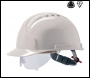 JSP Mk 7 Safety Helmet with Sureslide Retractaspec