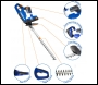 HYUNDAI HYHT36LI 36V BATTERY-POWERED HEDGE TRIMMER (BARE TOOL)