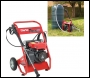 Clarke Tiger 2600 - 170 Bar Petrol Power Washer With Barrel Feed