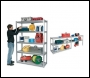 Clarke CS5265S 5 Shelf Racking With Laminate Board