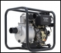 Hyundai DHY80E 80mm 3 inch  Electric Start Diesel Clean Water Pump