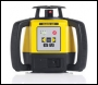 Leica Rugby 640 Laser Level inc Aluminium Tripod + 5m Staff