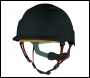 JSP EVOLite Skyworker Industrial Height Safety Helmet - Code AJS260_001_100 - Black