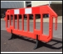 Melba Swintex 2 Metre Gate Barrier with Anti Trip Feet