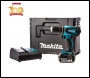 Makita DHP456SP1R Metallic Blue Combi Drill 18V Cordless li-ion 2-Speed (1 x 4Ah Battery) with MakPac Carry Case