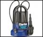 Clarke PSP125B 400W Puddle Pump With Auto Sensor