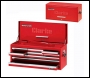 Clarke CBB309DF 36 inch  9 Drawer Tool Chest With Front Cover - Red