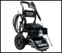 Hyundai HYW2400P 2465psi 6Hp 170cc Petrol Pressure Washer- inc vertical shaft petrol engine, Italian AR Axial Pump + Built-in Soap Dispenser
