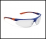 JSP Stealth 9000 Safety Spectacles - Clear Anti-Fog Lens (Code ASA770-15N-800)