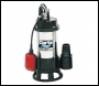 Clarke HSEC650A 2 inch  Industrial Submersible Dirty Water Cutter Pump (230V)
