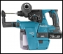 Makita DHR242RMJV SDS-Plus Hammer Drill 2-18V-4AH LI-ION Batteries + DX01 Extraction