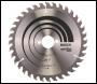 Bosch 190mm 36T Circ Saw Blade 2608640616