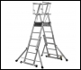 Youngman Teleguard Step 4-6 Tread Platform Ladder - Code 316515