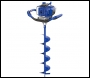 Hyundai HYEA5080 51 cc Petrol Earth Auger (includes safety kit and 3 drills - 100mm, 150mm and 200mm)