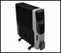 Rhino Deluxe 2.5 kW Oil Filled Radiator - H03613